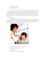 Tài liệu Viêm tai giữa ở trẻ em doc