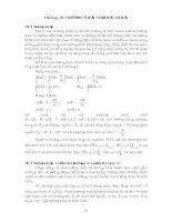 Tài liệu Giáo trình trường điện từ_Chương 3 + 4 pptx