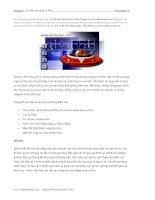 Tài liệu Chương 9 - Cơ bản về công cụ Pen Photoshop CS Nội dung của trang này thuộc bản pptx