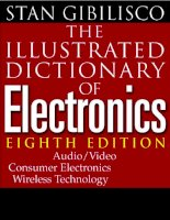 Tài liệu The Illustrated Dictionary of Electronics P1 doc