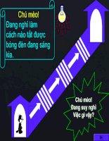 Tài liệu Bài giảng Thực hành lắp mạch đèn cầu thang pdf