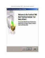 Tài liệu Microsoft Forefront TMG – Best Practice Analyzer docx
