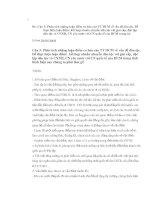 Tài liệu Phân tích những luận điểm cơ bản của TT HCM về vấn đề dân tộc. docx
