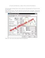 Tài liệu Sử dụng lệnh ROTATE - ARRAY VỚI AUTOCAD 2000 phần 7 pptx
