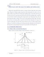 Tài liệu Đồ án tốt nghiệp kỹ thuật điện cao áp chương 2 ppt
