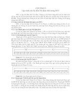 Tài liệu Lập trình cho bộ đếm/ bộ định thời trong 8051 ppt