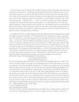 Cảm nhận bài thơ : Đọc Tiểu Thanh kí