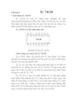 Tài liệu Thiết kế và thi công mạch quang báo dùng EPROM, chương 4 docx