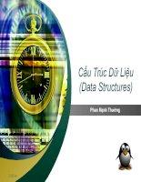 Tài liệu Cấu trúc dữ liệu (Data Structures) - Chương 1 pptx