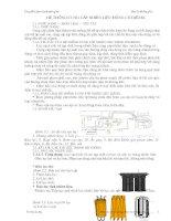 Tài liệu hệ thống cung cấp nhiên liệu của động cơ diezel doc