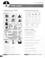 Tài liệu New english file elementary workbook part 3 doc