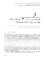 Tài liệu Lọc Kalman - lý thuyết và thực hành bằng cách sử dụng MATLAB (P3) pptx