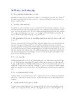 Tài liệu 10 bí mật của óc sáng tạo pdf