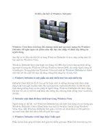 Tài liệu 10 điều cần biết về Windows Defender pptx