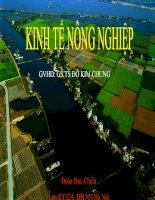 """Tài liệu Đề tài nghiên cứu: """"Thực trạng và định hướng phát triển Kinh tế Hộ Nông Dân ở Việt Nam"""" docx"""