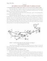 Tài liệu Hệ thống cung cấp nhiên liệu của động cơ xăng doc