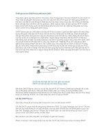 Tài liệu Thiết lập server DHCP trong Windows 2003 pdf