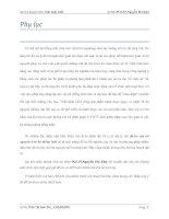 Bài thu hoạch môn tính toán lưới
