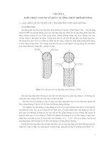 Tài liệu GS. Nguyễn viết Trung - Chương 1: Giới thiệu chung về kết cấu ống thép nhồi bê tông docx