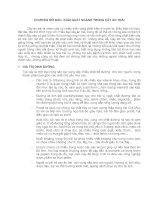 Tài liệu CHƯƠNG 1: KHÁI QUÁT NGÀNH TRỒNG CÂY ĂN TRÁI ppt