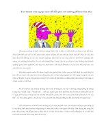 Tài liệu Trở thành nhà ngoại cảm để đối phó với những đối tác lừa đảo pdf