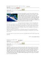 Tài liệu Sẽ có một khu phức hợp du lịch - giải trí cao cấp tại Phú Quốc pptx