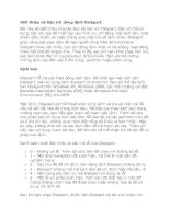 Tài liệu Giới thiệu về tiện ích dòng lệnh Diskpart ppt
