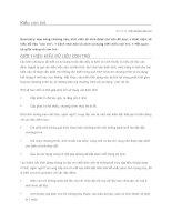 Tài liệu GIỚI THIỆU KIỂU DỮ LIỆU CON TRỎ pdf