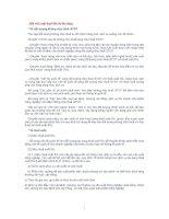 Tài liệu Điểm mới của Luật thuế GTGT và thuế TNDN pptx