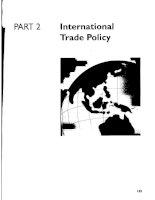 Tài liệu International Economics Theory and Policy Part 2 doc