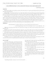 Tài liệu ĐẶC ĐIỂM ĐO ĐẠC CUNG HÀM MẤT RĂNG TOÀN BỘ HÀM DƯỚI doc