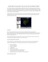 Tài liệu Hướng dẫn sử dụng phần mềm bản đồ vệ tinh GOOGLE EARTH doc