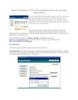 Tài liệu Shadow Defender 1.1.0.278 (SD) giải pháp hoàn hảo cho việc đóng băng hệ thống docx