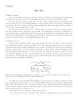 Tài liệu Chương 2: Điện di gel pdf