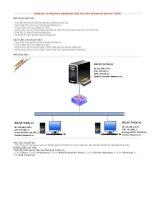 27  backup và restore database AD DS trên windows server 2008