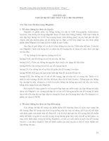 Tài liệu CHUẨN BỊ DỮ LIỆU ĐẦU VÀO CHO MAPINFO pdf