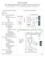 Tài liệu Phát triển gói phần mềm SFC cho điều khiển trình tự theo chuẩn IEC 61131-3 ppt