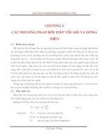 Tài liệu Chương 3: Các phương pháp hồi tiếp tốc độ và dòng điện docx