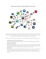 6 thủ thuật tăng traffic nhanh cho website