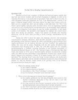 Tài liệu Section Three: Reading Comprehension (4)T pdf