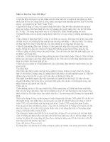 Tài liệu Một Lá Thư Xin Việc Viết Hay? pdf