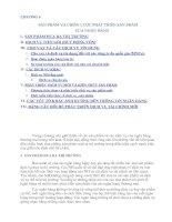 Tài liệu CHƯƠNG 6 SẢN PHẨM VÀ CHIẾN LƯỢC PHÁT TRIỂN SẢN PHẨM CỦA NGÂN HÀNG docx