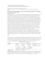 Tài liệu Types of pacemakers and the hemodynamics of pacing pptx