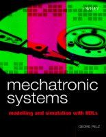 Tài liệu Mechatronic Systems Modelling and Simulation with HDLs docx