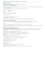 Tài liệu Bất đẳng thức Schur và phương pháp biến đổi Viet pdf