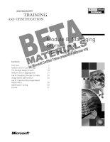 Tài liệu Module 8: Managing Storage and Optimization pptx