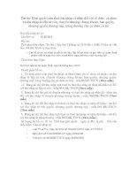 Tài liệu Thủ tục Khai quyết toán thuế thu nhập cá nhân đối với tổ chức 1 ppt