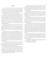 Tài liệu Truyện ngắn tiếng Anh: Dracula pdf