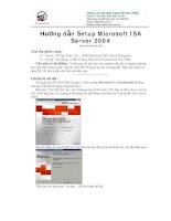 Tài liệu ISA2004 (tiếng việt) pptx