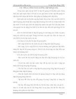 Tài liệu Chương 6: Tính toàn buồng dập hồ quang ppt